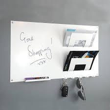 Black Magnetic Memo Board Magnetic Memo Board Letter Rack And Key Hook Key Board and 5