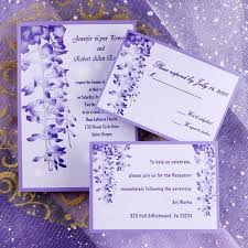 173 best invitation for summer wedding images on pinterest Printable Wedding Invitation Kits Purple unique purple garden wedding invitations ewi007 Printable Wedding Invitation Templates Blank