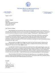rep currie crosscheck letter