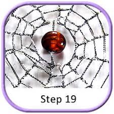 How To Make A Spider Web Dream Catcher Spider Web Dreamcatcher Tutorial Part 100 52