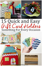 15 diy gift card holders rae gun ramblings awesome easy diy gift card holders for every occasion and recipient
