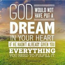 Fulfill Your Dreams Quotes Best of Dreams Quotes About Life 'Everything You Need To Fulfill It