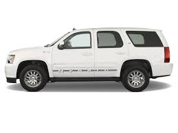 2013 Chevrolet Tahoe Hybrid - Information and photos - ZombieDrive