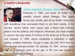 the boarding house by james joyce analysis  4 3 author s biography james ine aloysius joyce
