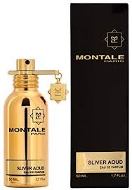 <b>Montale Sliver Aoud</b> Eau De Parfum for Men 50 ml: Amazon.co.uk ...