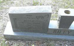 Bennie Riley (1902-1980) - Find A Grave Memorial