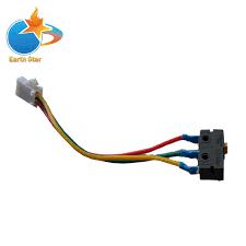 10 pcs gaz trois fil chauffe eau micro mutateur avec sans éclats