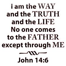 Image result for John 14:6