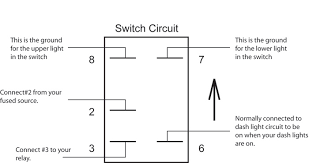 carling switches wiring diagram gooddy org marine 6 pin rocker switch wiring diagram at 6 Pin Switch Wiring Diagram