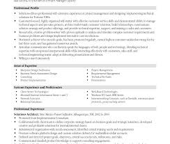 Pretty Technical Pre Sales Resume Images Example Resume And