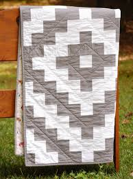 Tribal Tiles PDF Quilt Pattern - Modern Aztec Theme - Two Color ... & Tribal Tiles PDF Quilt Pattern - Modern Aztec Theme - Two Color Quilt -  Solid Fabric Quilt - Crib, Toddler, Throw, Twin Size Adamdwight.com