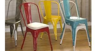 amazing of rustic metal dining chairs metal chairs metal dining tables and chairs 45 with metal