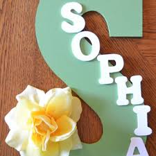 wall art ideas design best sophia dripped baby name letters wood slices small gray girls kiddos on wall art letters wood with wall art ideas design wall art letters wood uk wood initials decor