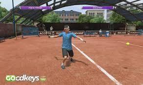 Virtua Tennis 4 pc-ის სურათის შედეგი