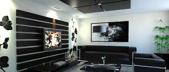 White On White Living Room Decorating Ideas Photo Of Nifty Black And White  Living Rooms Black Living Images