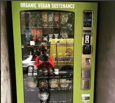Vegan Vending Machine Melbourne Beauteous Un Second Distributeur Automatique D'aliments Vegans Installé à