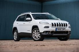 Jeep Cherokee Rewarded with New Diesel Engine With 185 HP and 200 ...