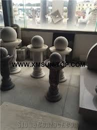 Stone Ball Garden Decoration Inspiration Chinese Nero Maquina Mable Fortune BallStone BallGarden Fountain