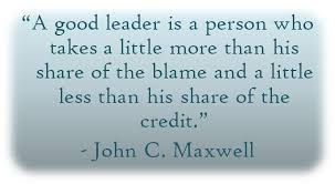 Good Leader Quotes Best Good Leader Quotes