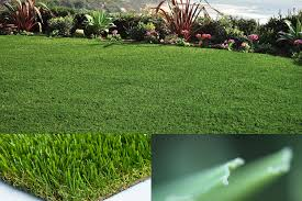 Synthetic Grass Blade Shapes Why They Matter Synthetic Grass