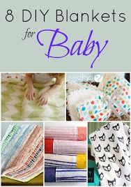 8 diy blankets for baby blissfully domestic homemade fleece