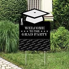 Amazon Com Big Dot Of Happiness Graduation Cheers Graduation