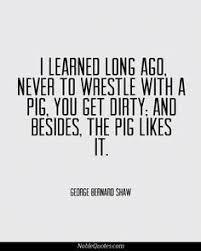George Bernard Shaw on Pinterest | Gentleness Quotes, Humor ... via Relatably.com