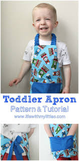 Free Childs Apron Pattern