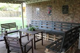 outdoor furniture pallets. Sassy Sparrow Diy Outdoor Patio Furniture Pallets I