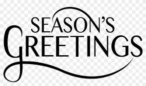 seasons greetings clip art black and white. Interesting Art Seasonu0027s Greetingsu0027  Seasons Greetings Clip Art Black And White To E