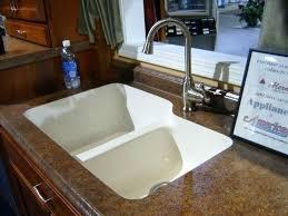 laminate undermount sink sink with laminate astonish simply s karran laminate undermount sink