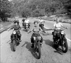 The Motorcycle World Is Turning Beautiful: More and More Women Ride  Motorcycles - Team Motorcycle