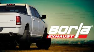 RAM 1500 Exhaust Systems – Performance - Cat Back