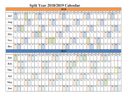 School Calendar 2015 2019 Template School Calendars 2014 2015 As Free Printable Pdf Templates Fancy 6