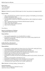 Cover Letter Kitchen Hand Experience Resumes