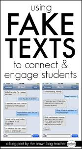 best ideas about fake text message classroom such a simple and idea for using text messages in the classroom i love