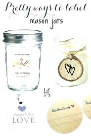 Avery Jar Labels Mason Jar Labels Template Spice Free Label Round Tags Stack