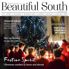 Gosport Christmas Lights 2016 Beautiful South Issue 4 Nov Dec 2016 By Beautiful South
