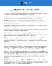 Learn How To Write An Editorial Like A Professional Journalist