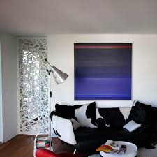 mdf decorative panel for partition walls wall mounted perforated private apartment nussbaumen