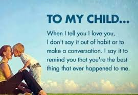My Children Quotes Impressive Famous Children Quotes About To My Child Golfian