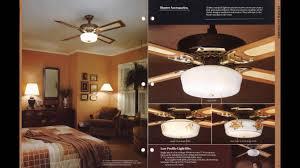 hunter ceiling fan catalog from 1982
