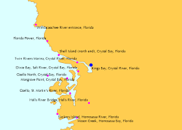Tide Chart Crystal River Fl Floridas Forgotten Coast Suwannee And Horseshoe Beach