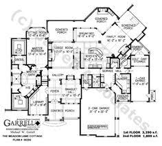 new house plan on the drawing board 1411 craftsman exterior Mountain House Plans Cost To Build meadow lane cottage house plan floor plan, craftsman style house plans, mountain style house plans love all the garage and pantry space & the mbr suite is 4 Bedroom House Plans