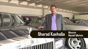 mr sharad kachalia director navnit motors