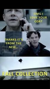 The Sherlock Fall Collection. | TV, meme, etc. | Pinterest ... via Relatably.com