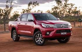 australian new car release dates2018 Toyota Hilux Australia Redesign  20182019 Auto Guide  New