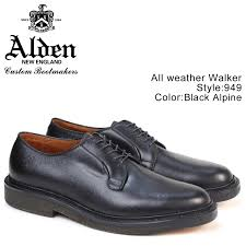 Alden Shoe Size Chart Alden All Weather Walker Alden Shoes Men D Wise 949 198