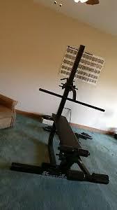 Bowflex Soloflex Crossbar Soloflex Muscle Machine