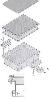 schematic instructions for tec burner repair tile